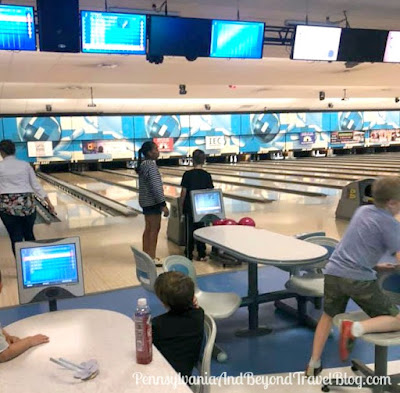 ABC Lanes East Bowling in Harrisburg Pennsylvania