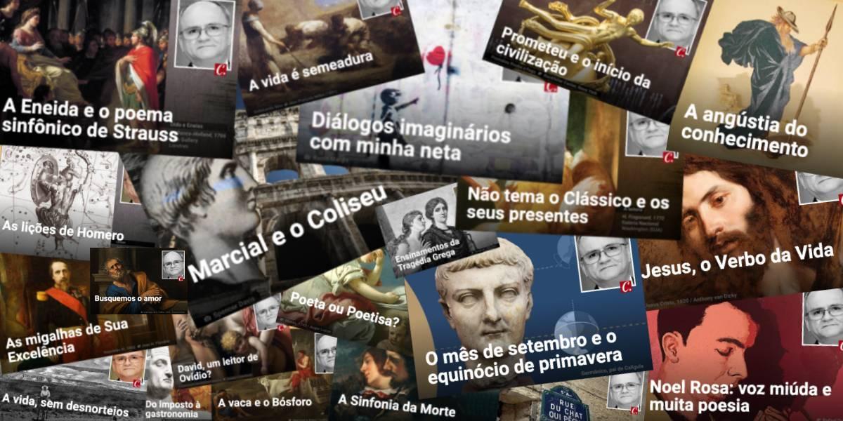 literatura paraibana prefacio livro pandemia classicos cotidiano mitologia
