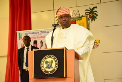 Lagos govt demands permits from property owners