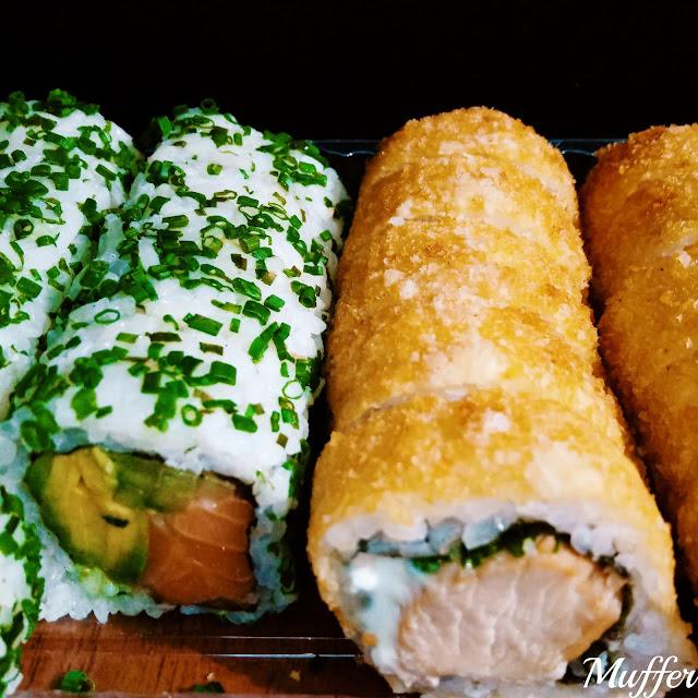 Shibuya Sushi - Mix 16 pzs California Sake + Teriyaki Furay