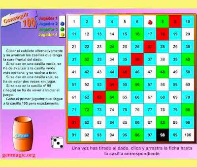 Juegos Matematicos Primer Ciclo De Primaria