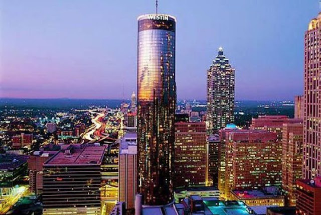 Plan your visit to the Westin Peachtree Plaza, Atlanta, Georgia. This hotel showcases a prime downtown location, near the area's top attractions.