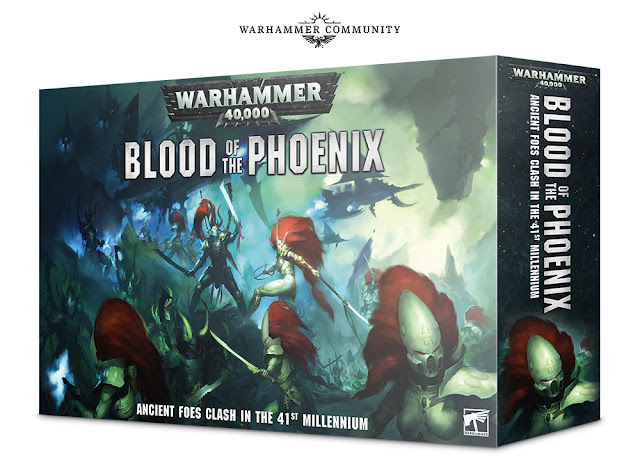Blood of the Phoenix Warhammer 40,000