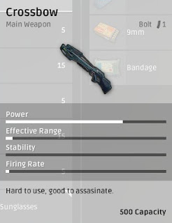 Арбалет (Crossbow) в Playerunknown's Battlegrounds