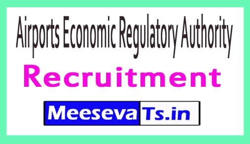 Airports Economic Regulatory Authority AERA Recruitment