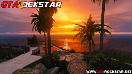 GTA V - Ultra Graphics Natural (Melhor ENB Series) for GTA V