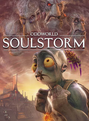 Capa do Oddworld: Soulstorm