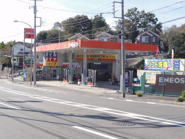 ららぽーと横浜近くのガソリンスタンドが閉店!解体工事中の状況と今後の動向