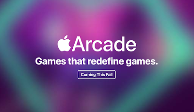 "Apple launch own Video game streaming service ""Apple Arcade"""