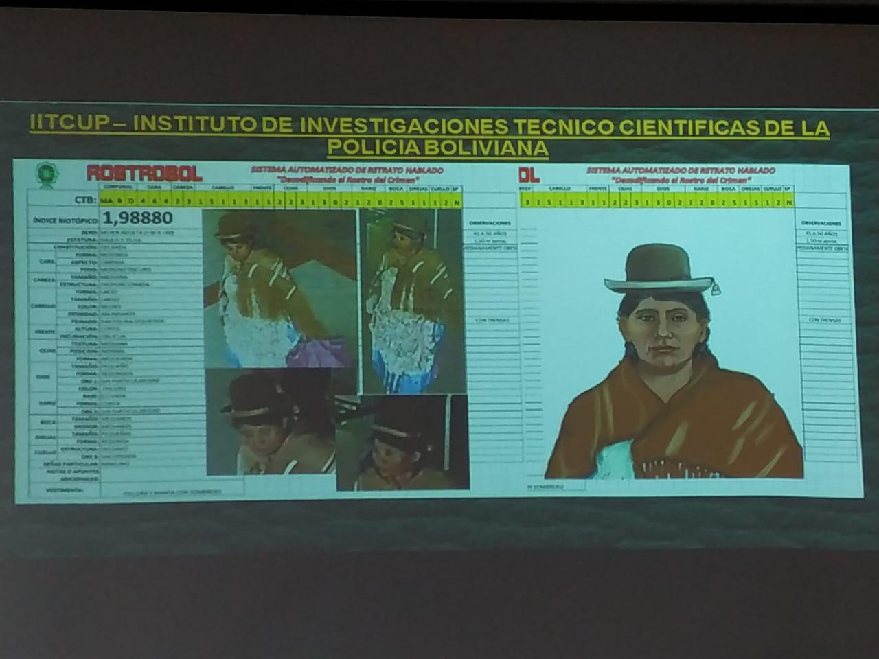 Policía asegura que ya tiene el paradero de Quispe, quien intimidó a una madre de familia el pasado 27 de mayo en una cabina del teleférico / ÁNGEL SALAZAR