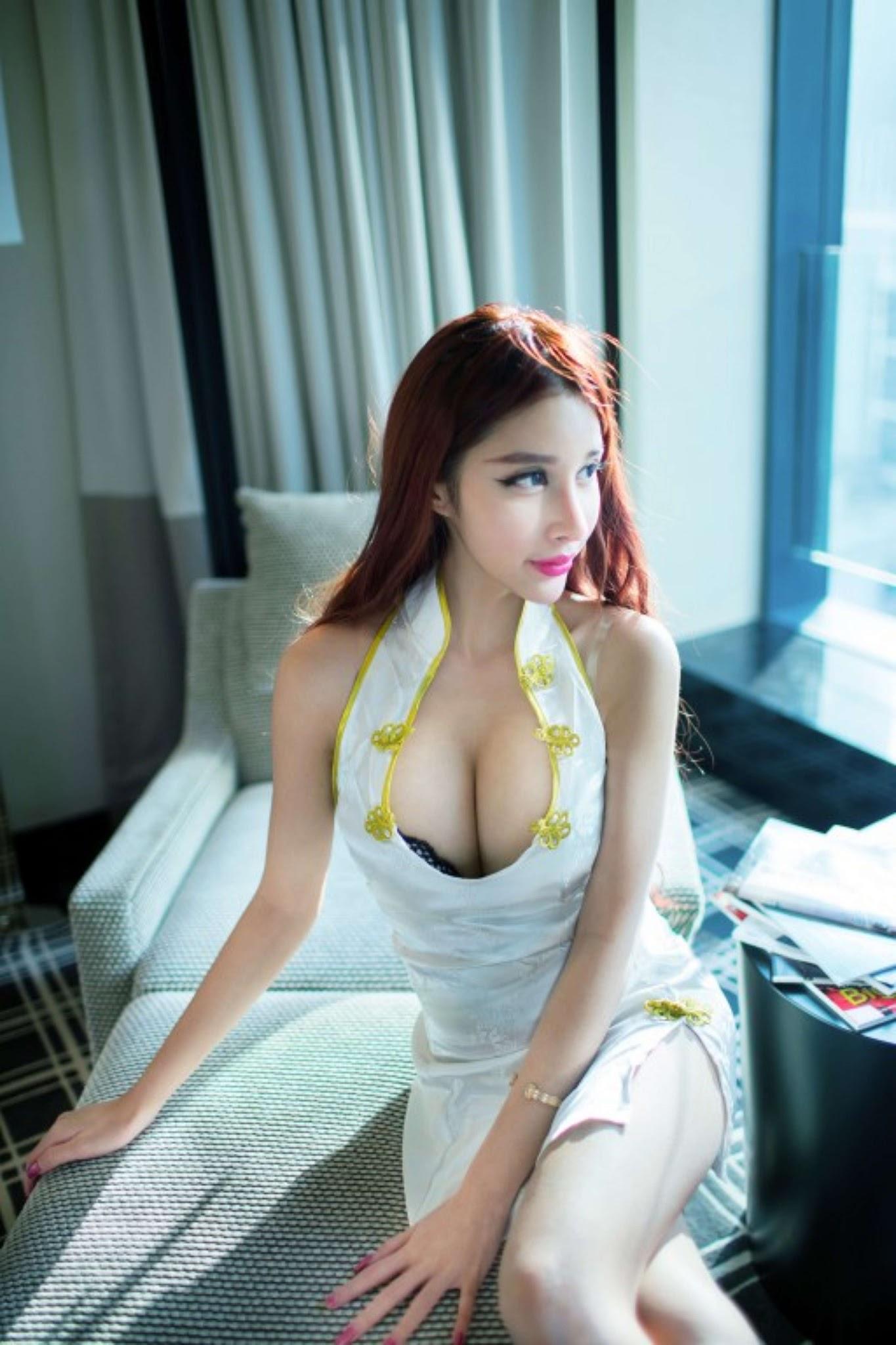 Xia Wan Wan 夏婉婉 Nude Busty Chinese TuiGirl推女郎 No.49 ...