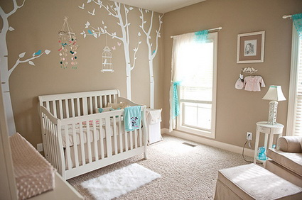 10 charming baby bedrooms 2