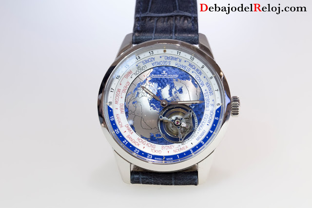 Jaeger-LeCoultre Geophysic Tourbillon Universal Time1