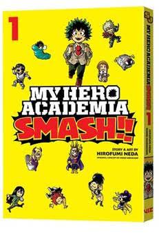 VIZ My Hero Academia Smash