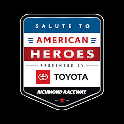Richmond Raceway & Toyota Partner on Presenting Sponsorship of NASCAR Playoff Weekend