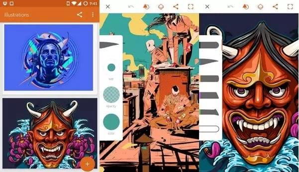 Aplikasi Menggambar Terbaik untuk Android-1
