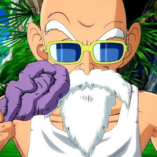 Mutenroshi se une a Dragon Ball FigherZ este septiembre.