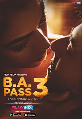 B.A. Pass 3 (2021) Hindi 720p WEB-DL Download