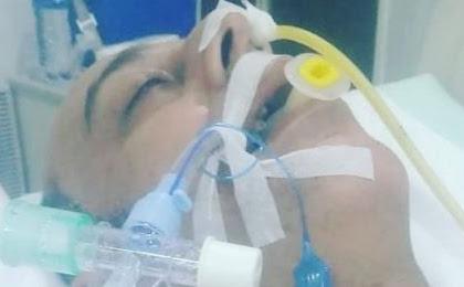 Foto Syekh Ali Jaber Pakai Ventilator Dijepret Perawat, Keluarga Marah