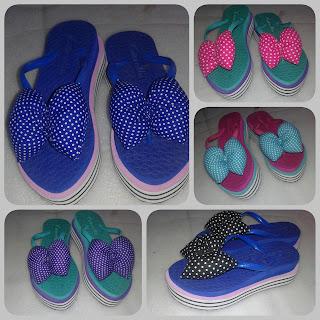 Sandal Branded (Sandal Mute)