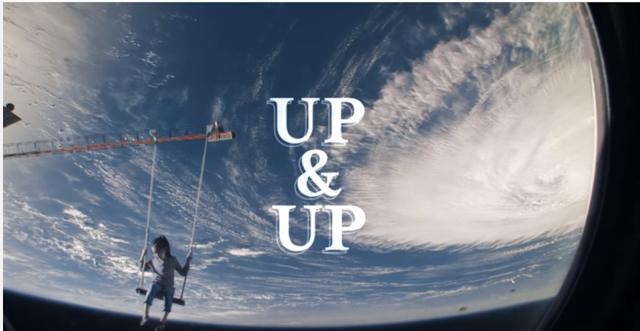Coldplay - Up and Up Lyrics