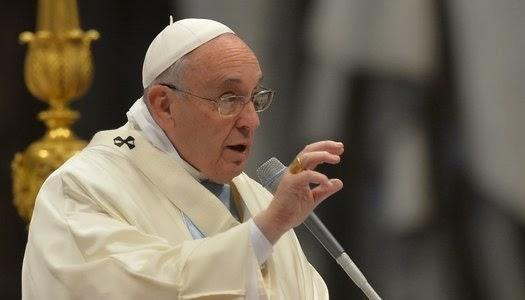 El Papa Francisco pide la unidad de los cristianos