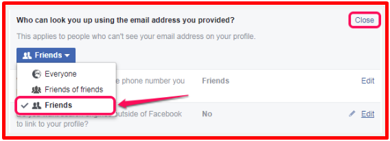 How To Make Everything Private On Facebook
