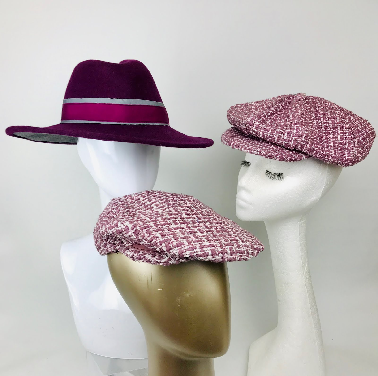 My hats in Etsy