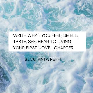 4 Langkah Menulis Bab Pertama