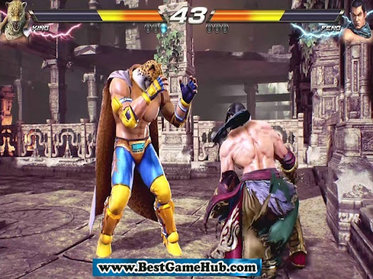 Tekken 7 Highly Compressed Full Version For PC