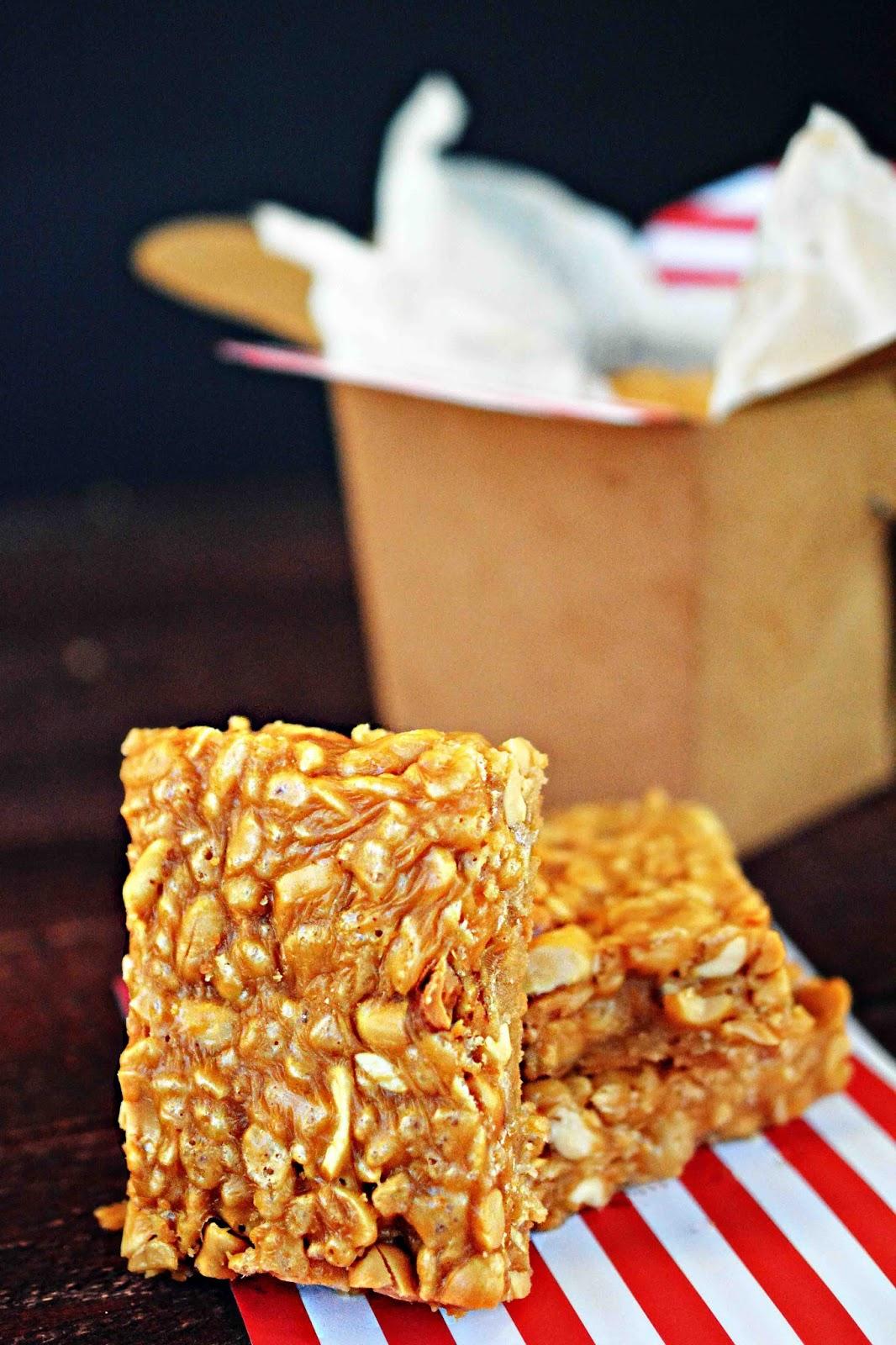 peanut candy bar