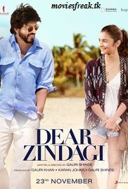 Download Film India Dear Zindagi (2016) Bluray Full Movie