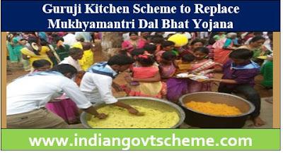 Guruji Kitchen Scheme