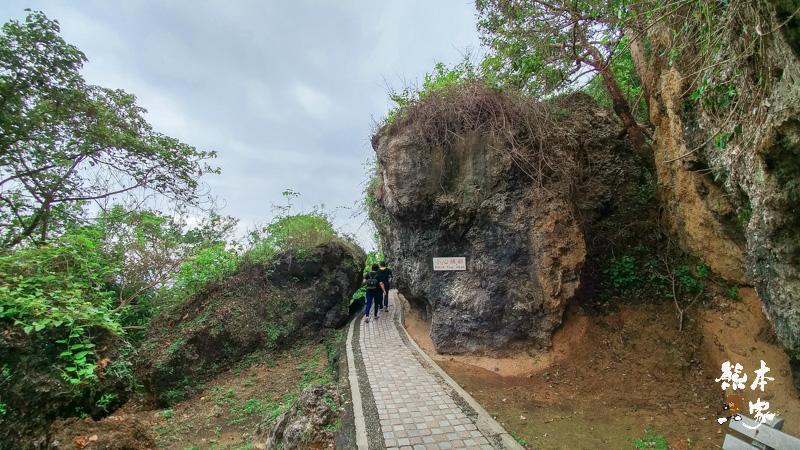 小琉球美人洞第1遊覽區|幽探徑曲、蝙蝠洞、情人坪、仙人洞、洞中洞