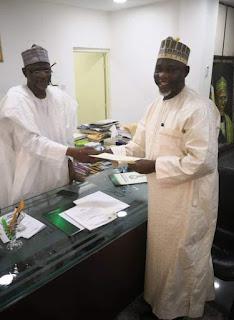 NANS, NAPS, NANISS commend Buhari for reappointing Dzukogi to serve till 2023