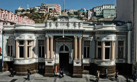 Museu de História Natural de Valparaíso
