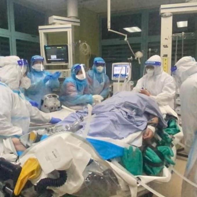 Gempar! Inilah Keadaan Sebenar Pesakit Covid-19 Di Hospital Sungai Buloh