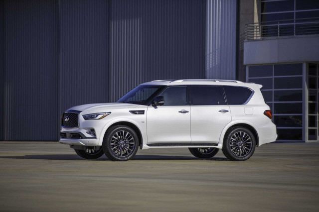 2020 infiniti qx80 review - your choice way
