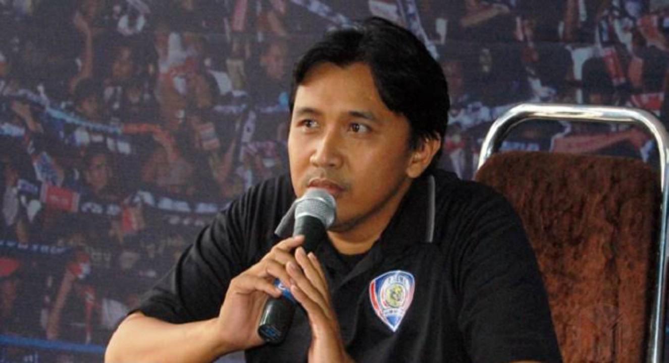 Pertimbangkan Pandemi Corona, Latihan Perdana Arema FC Di Batalkan