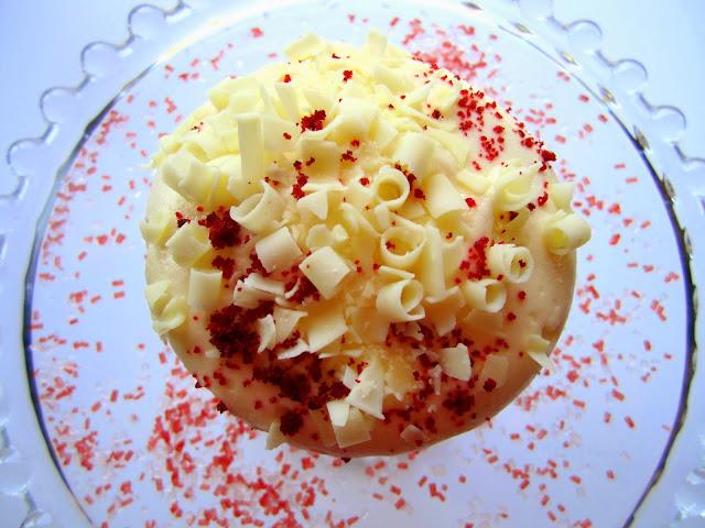 Cake Boss Red Velvet Cupcake review