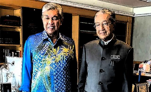 Pemimpin UMNO jangan dayus!
