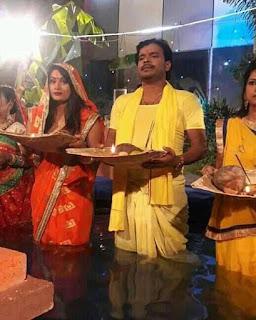 pramod premi yadav chhath puja