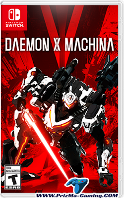 Daemon X Machina Switch NSP XCI Download | PrizMa Gaming
