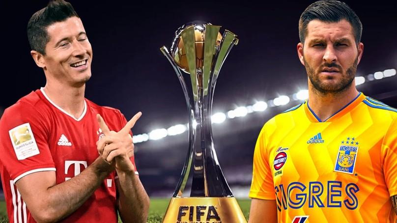 بث مباشر مباراة بايرن ميونخ وتيجريس اونال