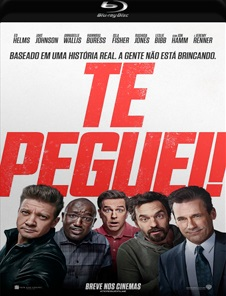 Te Peguei! Torrent – 2018 (BluRay) 720p e 1080p Dublado / Dual Áudio