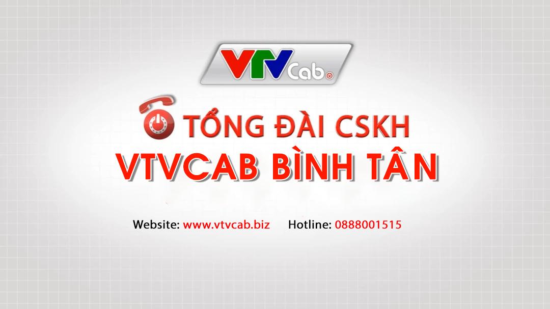 VTVCab Quận Bình Tân