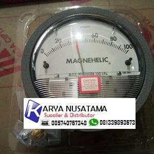 Jual Differential Pressure Magnehelic Suhu Ruang 0-100 Pa di Mojokerto