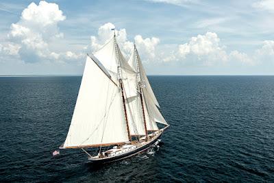 john paul colleen wood sail