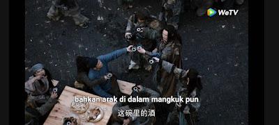 Qiao Feng demi gods and semi devils 2021