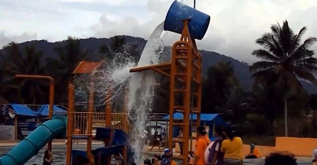 Tiket Objek Wisata Hot Water Boom Sapan Maluluang